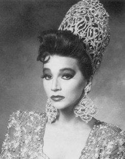Amber Richards - Miss Continental 1991