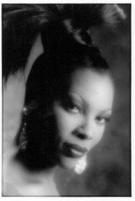 Paris Frantz - Miss Continental 1996