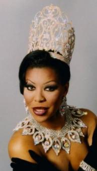 Tasha Long - Miss Continental 1997