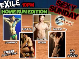 Show Ad | Exile Bar (Columbus, Ohio) | 5/11/2014