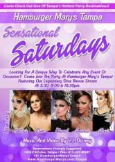Show Ad | Hamburger Mary's (Tampa, Florida) | 3/19/2016
