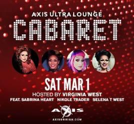 Show Ad | Axis Night Club (Columbus, Ohio) | 3/1/2014