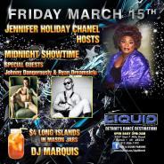 Show Ad | Liquid (Detroit, Michigan) | 3/15/2013