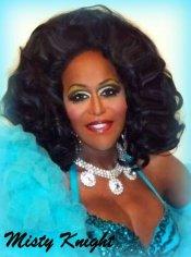 Misty Knight - Miss Ohio Gay USofA Classic 2012