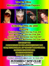 Show Ad | Interbelt Nite Club (Akron, Ohio) | 4/20/2008