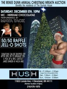 Show Ad | Hush (Cleveland, Ohio) | 12/5/2009