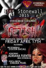 Show Ad | Stonewall Club (Huntington, West Virginia) | 4/17/2015