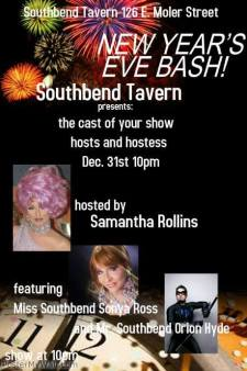 Show Ad | Southbend Tavern (Columbus, Ohio) | 12/31/2014