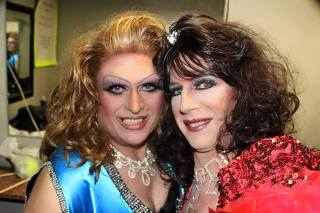 Erica Kendall and Cher Andrea