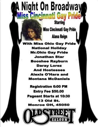 Show Ad | Old Street Saloon (Monroe, Ohio) | 5/22/2010