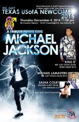 Show Ad | Mr. Gay Texas USofA Newcomer | SA Country Saloon (San Antonio, Texas) | 12/4/2014