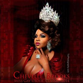 Chevelle Brooks - Photo by Tios Photography