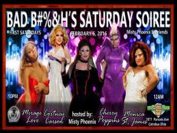 Show Ad | Highball Tavern (Columbus, Ohio) | 2/6/2016