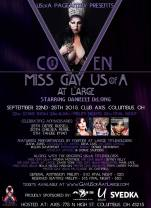 Show Ad | Miss Gay USofA at Large | Axis Night Club (Columbus, Ohio) | 9/22-9/25/2015