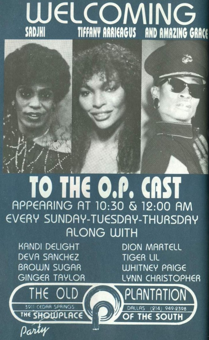Show Ad | The OP (El Paso, Texas) | January 1986