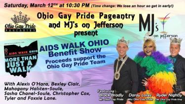 Show Ad | MJ's on Jefferson (Dayton, Ohio) | 3/12/2016