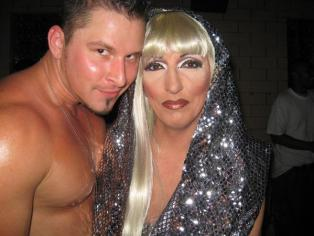 Rocky Houston and Samantha Rollins