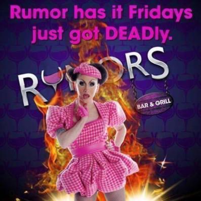 Show Ad   Rumors (Wilton Manors, Florida)   3/18/2016