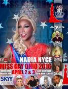 Show Ad | Miss Gay Ohio | Axis Night Club (Columbus, Oho) | 4/2-4/3/2016