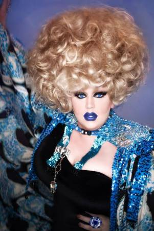 Eureka O'Hara - Photo by Roxy Taylor