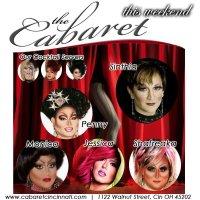 Show Ad   Cabaret (Cincinnati, Ohio)   June 2011