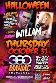 Show Ad | Ego (Providence, Rhode Island) | 10/31/2013