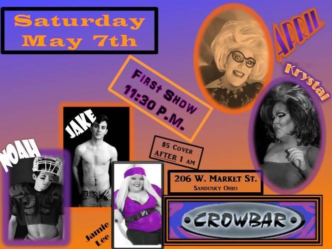 Show Ad | Crowbar (Sandusky, Ohio) | 5/7/2016