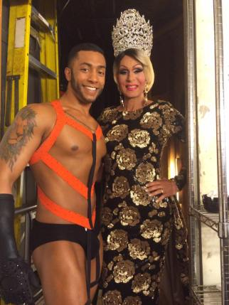 Michael LaMasters and Roxie Hart