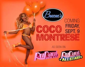Show Ad | Boscoe's (Columbus, Ohio) | 9/9/2016
