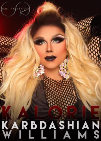 Kalorie Karbdashian-Williams - Photo by Scotty Kirby
