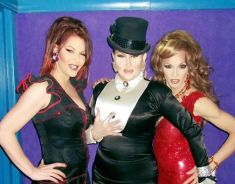 Versage, Natasha Richards and Amy Demilo