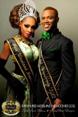 A'keria Chanel Davenport and Ky'ron Iman Dickerson