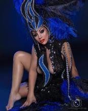 Brittany T Moore - Photo by The Drag Photographer