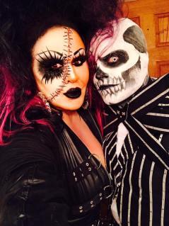 Danyel Vasquez and Skyler Styles