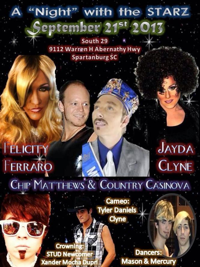 Show Ad | South 29 (Spartanburg, South Carolina) | 9/21/2013