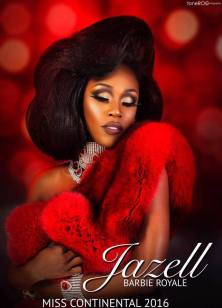 Jazell Barbie Royale - Photo by Tone Roc Photography