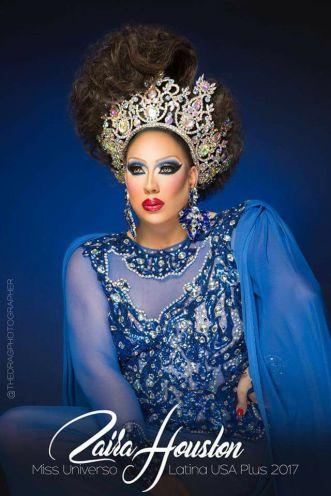 Zaira Houston - Photo by The Drag Photographer