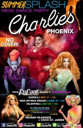 Show Ad | Charlie's (Phoenix, Arizona) | May - July 2017