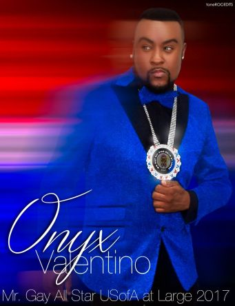 Onyx Valentino - Photo by Tone Roc Edits