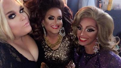 Aimee V. Justice, Claudia B and Olivia Gardens