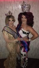 Valerie Taylor and Ava Aurora Foxx