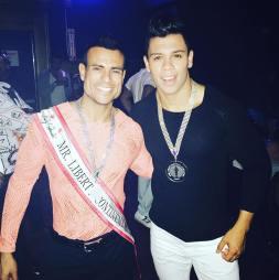 C.A. Lopez and Ramon Ventura