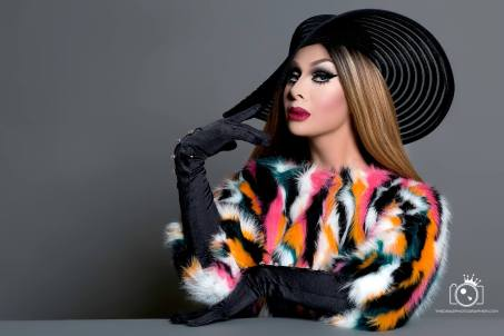 Trinity Taylor - Photo by The Drag Photographer