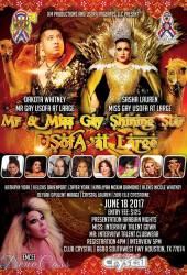 Show Ad | Mr. and Miss Gay Shining Star USofA at Large | Club Crystal (Houston, Texas) | 6/18/2017