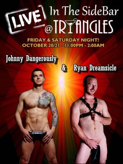Show Ad | Tryangles (Louisville, Kentucky) | 10/20-10/21/2017