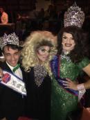 Matthew Allen Meade, Erica Martinez and Ava Aurora Foxx