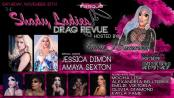 Show Ad | The Shady Ladies Drag Revue | Masque (Dayton, Ohio) | 11/25/2017