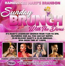 Show Ad | Hamburger Mary's (Brandon, Florida) | 1/21/2018