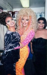 Maya Douglas, Victoria West and Donna Day