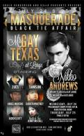 Show Ad | Mr. Gay Texas USofA at Large | Saint (San Antonio, Texas) | 7/24-7/25/2013